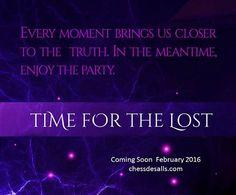 #1LineWed #TimefortheLost