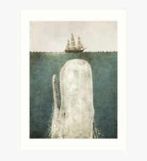 Cart | Redbubble White Whale, Fine Art Prints, Gallery, Painting, Or, Collection, Bathroom, Impressionist Art, Watercolor Painting