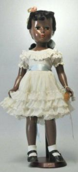 Madame Alexander's  African American Cynthia Doll ca 1952 (136 pieces)