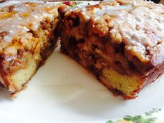 Apple Fritter Bread For Breakfast Or Dessert