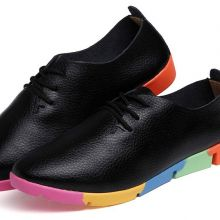 Women's Shoes with Colorful Bottom Cleats, Women's Shoes, Colorful, Nice, Stuff To Buy, Fashion, Football Boots, Moda, Woman Shoes