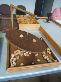 Our activities and prices / wooden games Small Woodworking Projects, Diy Woodworking, Wood Projects, Games For Kids, Diy For Kids, Wood Games, Bois Diy, Diy Games, Free Games