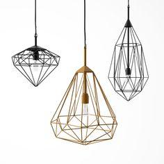 Free 3d model: Diamonds Light by JSPR