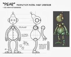 Robot design sheet