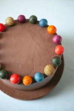 Chocolate Graham Cake