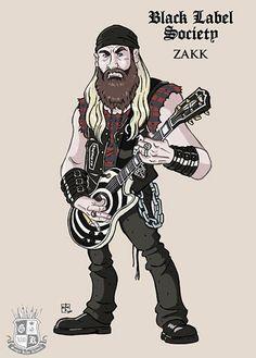 Black Label Society - Zakk Wylde