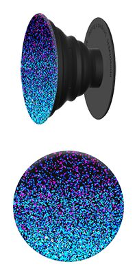 Popsocket with blue and purple glitter; Ipod Cases, Cute Phone Cases, Cool Popsockets, Cool Stuff, One Direction Shirts, Popsockets Phones, Pop Socks, Phone Accesories, Cut Up Shirts