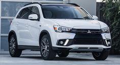 Mitsubishi To Debut 2018 Outlander Sport At NY Auto Show #Mitsubishi #Mitsubishi_ASX_RVR