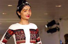 [On lit] Reshma qureshi, défigurée à l'acide, star de la fashion week 2016 - Madmoizelle @madmoiZelle