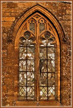 The Simplicity of Evening Light Susie Peek-Swint Cathedral Windows, Church Windows, Windows And Doors, Gothic Architecture, Amazing Architecture, Leaded Glass, Stained Glass Windows, Portal, Gothic Windows