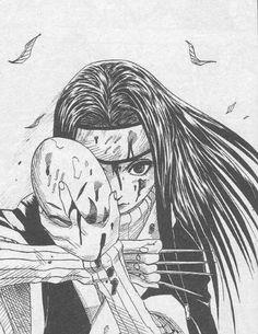 Haku Yuki ★ Naruto by Masayi Kishimoto ✤ ||ナルト •(NARUTO: 疾風伝) Concept Art, #manga #historieta #gaiden #anime #comics #Kishimoto #NarutoShippuden #Shounen|| ✿ es.pinterest.com/... ✤http://tubiblioteca12.wix.com/sololectores