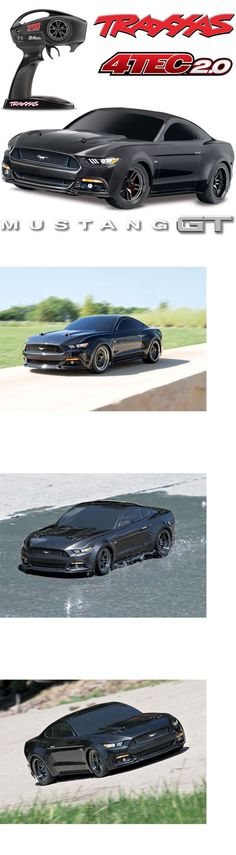 Cars Trucks and Motorcycles 182183: New Traxxas 1 10 Ford Mustang Gt 83044-4 Black Awd Supercar Rtr - Free Shipping -> BUY IT NOW ONLY: $259.95 on eBay!