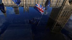 The agreement on the terms of the UK's EU exit was repeatedly rejected by the British parliament and brought down the last prime minister. Theresa May Brexit, Social Policy, Permanent Residence, House Of Commons, British Government, Study Abroad, Travel Essentials