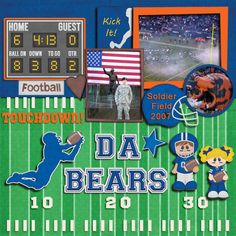 While in the Army Reserves my son was able to go see a Chicago Bears game. Football Fan by FranB Designs http://www.scraps-n-pieces.com/store/index.php?main_page=product_info&cPath=66_217&products_id=13396&zenid=d685418564679d697c3cfaeb1d8c762a