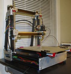 3ders.org - New MendelMax 2.0 3D printer announced | 3D Printing news