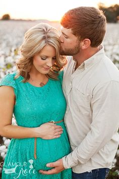 #Maternity pics by Glamour & Grace photography!