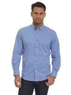 Robert Graham   Wade Tailored Fit Sport Shirt