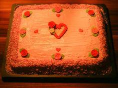 "Buttercreme Torte ""Love"""