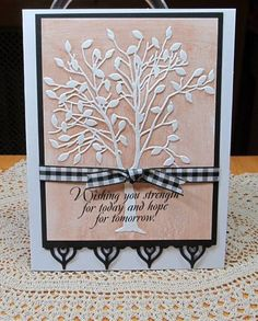 Wishing you Strength by JD from PAUSA - Cards and Paper Crafts at Splitcoaststampers