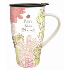 Travel mug by SaraJo Frieden
