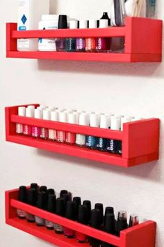 Spice Up Your Polish - The Best IKEA Bathroom Hacks From Pinterest - Photos