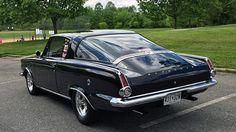 1965 Plymouth Barracuda 318 CI, presented as lot at Harrisburg, PA 2016 - High Performance Cars, Plymouth Barracuda, Chevy Nova, Auto Racing, Drag Racing, Lamborghini Gallardo, Car Humor, Hot Cars, Mopar