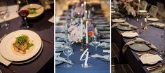 Real Wedding – Suzi & Elliot - Tablescapes - Wedding Reception Styling
