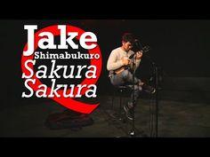 """Jake Shimabukuro - """"Sakura Sakura"""" (Live)"""