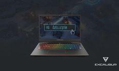 Excalibur ile Özelleştir, Kendi Oyun Bilgisayarını Yarat!