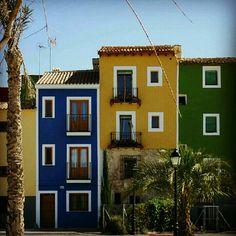 La Vila Joiosa, arquitectura @montseguí
