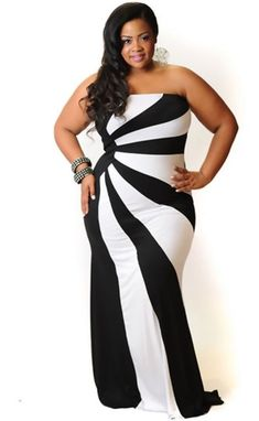 fbb3ba23402 50 Stylish Plus Size Fashion Outfits Ideas For Women That You Can Try