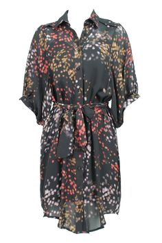Ceramic Shirt Dress - Kingan Jones
