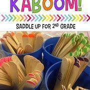 A 2nd grade teaching blog that shares ideas and inspires others.