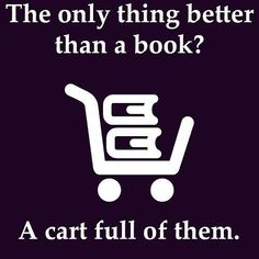 Only thing better than a cart full if books? A semi truck full of books. The only thing better than a semi truck full of books? A giant library filled with books! I Love Books, Good Books, Books To Read, Vampire Academy, Book Memes, Book Quotes, Book Of Life, The Book, Reading Quotes