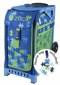 *NEW* Puzzle Zuca Insert Bag (Insert Only) Get all Your Zuca Supplies at www.SkatersChoiceColorado.com Check Us out on Facebook: https://www.facebook.com/SkatersChoice