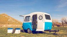 Découvrez la mini caravane, modulable et super pratique !