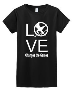 Hunger Games! LOVE - Changes the Games