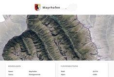 Screenshot der Gemeinde Mayrhofen, Tirol, auf Similio, dem mehrsprachigen Geographie- & Informationsportal über Österreich. Geographie, Wirtschaftskunde, Statistik Innsbruck, Mayrhofen, Statistics, Communities Unit, Economics, Alps, Things To Do, Landscape, Pictures