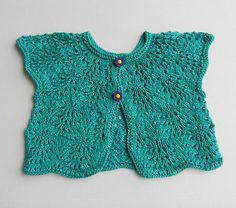 Sunny Cardigan - trenzar feliz - feliz el blog de tejer