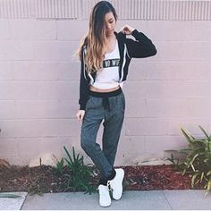 cute athletic outfits tumblr - Google Search