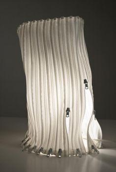 Zipp Lamp by Camilla Waldal and Janne Helen Bulling