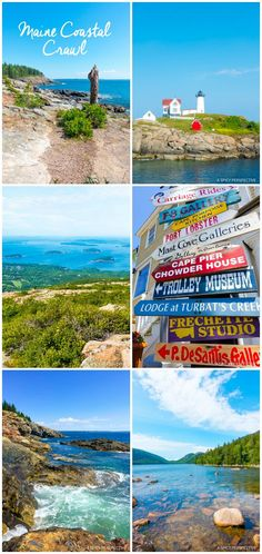 Tips for Planning a Maine Coastal Crawl on ASpicyPerspective.com #travel