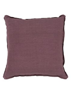 Decorative Linen Pillow by Surya at Gilt