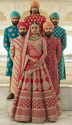 Sabyasachi Spring Couture The Udaipur Collection. Jewellery by Kishandas For Sabyasachi. Photograph by Tarun Khiwal. Indian Bridal Outfits, Indian Bridal Wear, Indian Dresses, Sabyasachi Collection, Bridal Lehenga Choli, Sabyasachi Lehenga Bridal, Indian Wedding Lehenga, Pink Lehenga, Spring Couture