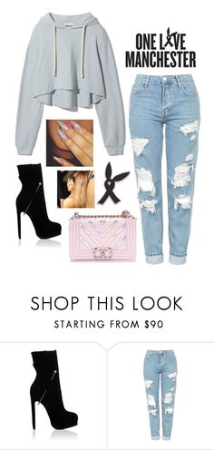 Designer Clothes, Shoes & Bags for Women Ariana Grande Hair, Ariana Grande Outfits, Hoodie Outfit, Types Of Fashion Styles, Get The Look, Everyday Fashion, Manchester, Topshop, Hoodies