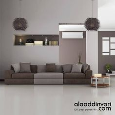 Get affordable heating & air conditioning repair services in Lakeville, MA by calling Cavicchi Heating and Air Conditioning at Brown Furniture Decor, Furniture, Simple Sofa, Brown Furniture, Interior, Brown And Grey, Brown Sofa Living Room, Interior Furniture, Home Decor
