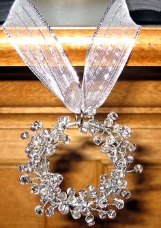 beaded wreath