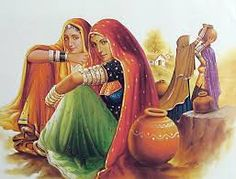Image result for rajasthani paintings classical