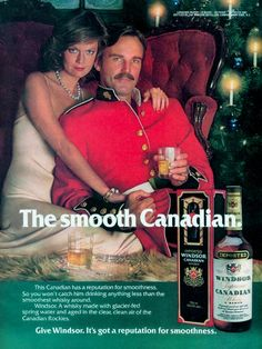 "Before there was the ""Most Interesting Man in the World"" there were... the Canadian Mounties"