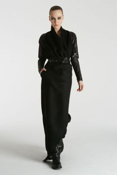 KAUFMANFRANCO's fall '11 lookbook is full of sophisticated cocktail looks and all the fall coats and dresses you need.